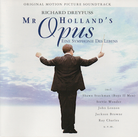 Mr Holland's Opus original soundtrack