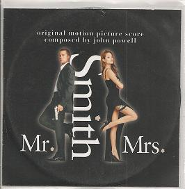 Mr & Mrs smith original soundtrack