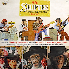 Mr Shifter and the Removal Men original soundtrack