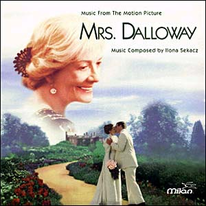 Mrs Dalloway original soundtrack