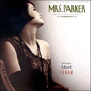 Mrs Parker and the Vicious Circle original soundtrack