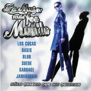 Mujer Más Fea del Mundo original soundtrack