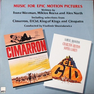Music for Epic Motion Pictures original soundtrack
