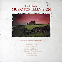 Music for Television original soundtrack