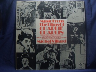 Music from the Film of Charlie Chaplin original soundtrack