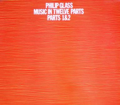 Music in Twelve Parts: parts 1&2 original soundtrack