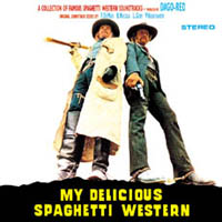 My Delicious Spaghetti Western original soundtrack