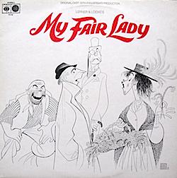 My Fair Lady: 1976 Broadway cast original soundtrack