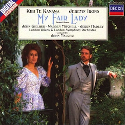 My Fair Lady: Kiri Te Kanawa original soundtrack