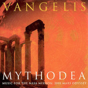 Mythodea original soundtrack