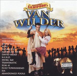 National Lampoon's Van Wilder original soundtrack