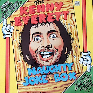 Naughty Joke Box: Kenny Everett original soundtrack