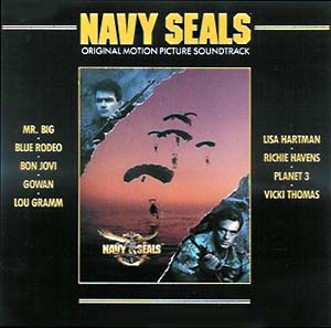 Navy Seals original soundtrack