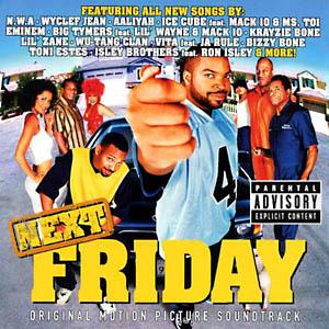 Next Friday original soundtrack