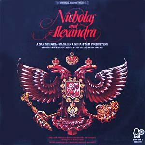 Nicholas and Alexandra original soundtrack