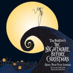 Nightmare Before Christmas original soundtrack