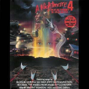Nightmare on Elm Street 4: the dream master original soundtrack