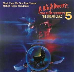 Nightmare on Elm Street 5: the dream child original soundtrack
