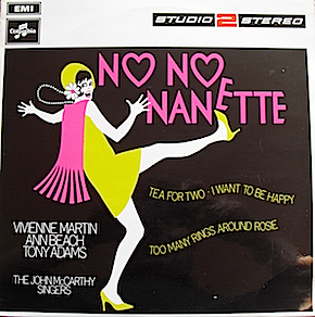 No No Nanette original soundtrack