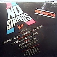 No Strings: original Broadway cast original soundtrack