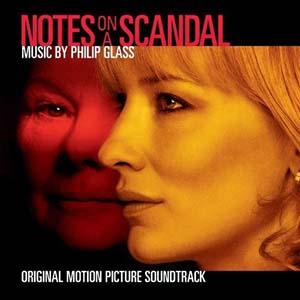Notes on a Scandal original soundtrack