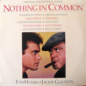 Nothing in Common original soundtrack