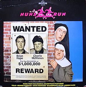 Nuns on the Run original soundtrack