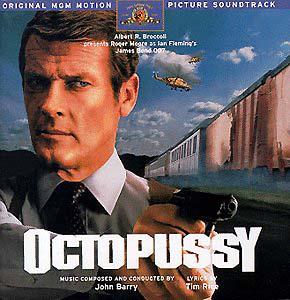 Octopussy original soundtrack