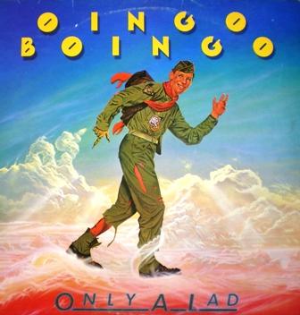 Oingo Boingo: Only a Lad original soundtrack