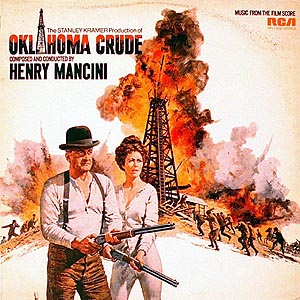 Oklahoma Crude original soundtrack