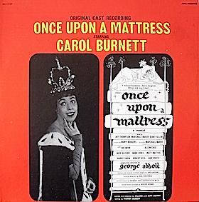 Once Upon a Mattress: Original Broadway Cast original soundtrack