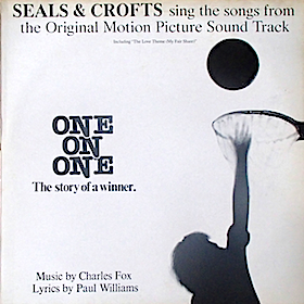 One On One original soundtrack