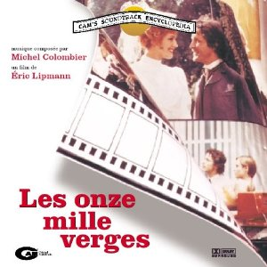 Onze Mille Verges original soundtrack