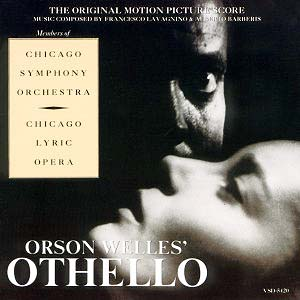 Othello: Orson Welles original soundtrack