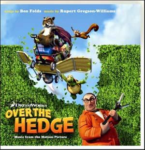 Over the Hedge original soundtrack