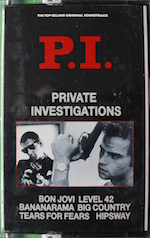 P.I. Private Investigations original soundtrack