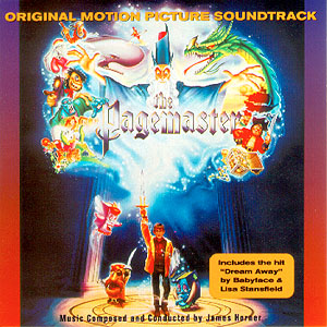Pagemaster original soundtrack