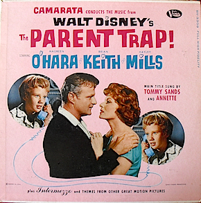 Parent Trap! original soundtrack