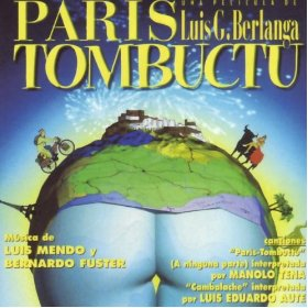 París-Tombuctú original soundtrack