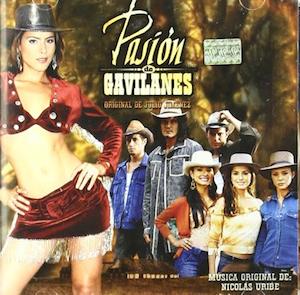 Pasión de Gavilanes original soundtrack