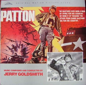 Patton original soundtrack