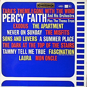 Percy Faith And His Orchestra And Chorus original soundtrack