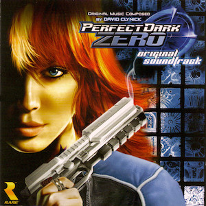 Perfect Dark Zero original soundtrack
