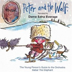 Peter and the Wolf: Dame Edna Everage original soundtrack