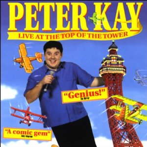 Peter Kay - Live at the Top of The Tower original soundtrack