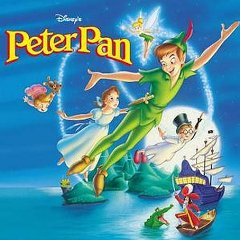 Peter Pan: remastered original soundtrack