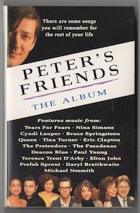 Peter's Friends original soundtrack
