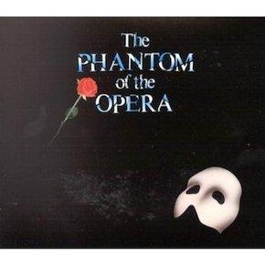 Phantom of the Opera: Gold Disc Version original soundtrack