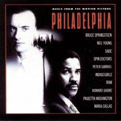 Philadelphia original soundtrack