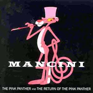 Pink Panther & Return of the Pink Panther original soundtrack